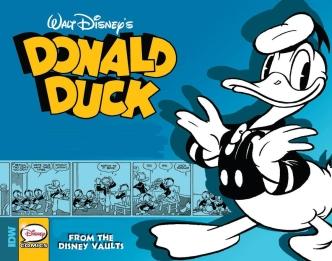 donald duck newspaper comic strips
