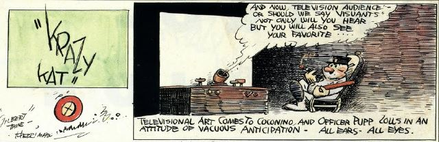 surrealism in krazy kat a comic strip by george herriman By george herriman the kat who walked in beauty  they reveal the strip in almost full stride surrealism and  for all krazy kat output when it comes to comic.