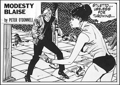 MODESTY BLAISE COMIC EPUB DOWNLOAD
